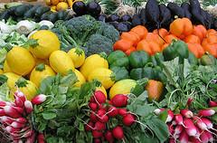 果物、野菜もアレルギーを起こす可能性があります。